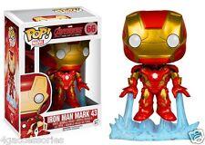 Funko Pop! Vinilo Marvel Avengers Age of Ultron Iron Man Mark 43 GB 66