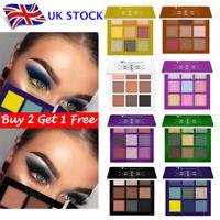 Eyeshadow Eye Shadow Palette 9 Colors Make Up Kit Set Professional Matte Glitter
