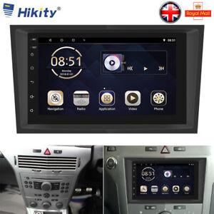 "For Vauxhall Corsa C/D Antara Astra H 7"" Car Stereo Radio Player GPS SAT NAV BT"