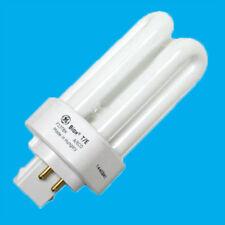 1x 18W (=100W) Low Energy GX24Q-2 4 pin 4000K Cool White CFL 840 Light Bulb Lamp