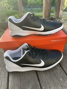 NEW Nike Infinity G Fitsole Golf Shoes Black White CT0531-001 Men's Size 13