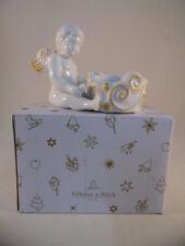 Villeroy & Boch Christmas Angels Teelichthalter Engel sitzend Weihnachten Deko
