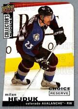 2008-09 Collectors Choice Reserve Silver #126 Milan Hejduk