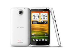 GOOD!!! HTC One X PJ46100 White Android WIFI 4G LTE HD Touch AT&T Smartphone
