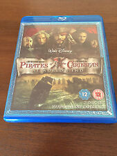 PIRATES OF THE CARIBBEAN AT WORLD´S END - PIRATAS EN EL FIN DEL MUNDO 2 BLURAY