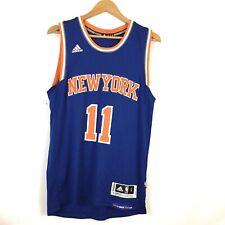 NWT Ny Knicks Adidas Official Jersey #11 Ntilikina Swingman Official +2 Mens S