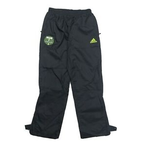 Adidas Portland Timbers Warm Up Pants Mens Medium