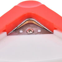 New R5Mm Rounder Round Corner Trim Paper Punch Card Photo Cartons Cutter Too DP