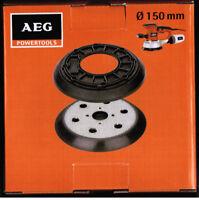 AEG Ersatzschleifteller Ø 150 mm EX150 Platorello 6 Foro Milwaukee ROS150