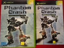 PHANTOM CRASH XBOX PHANTOM CRASH XBOX XBOX 360