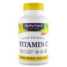 Healthy Origins - Vitamina C 1,000mg X 90 Tabletas