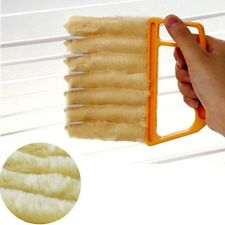 2pcs Window Blind Cleaner Brush Microfiber Venetian Duster Dirt Cleaning Tools