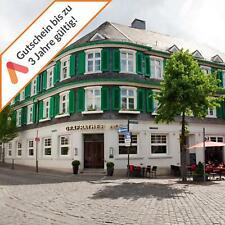 Kurzreise Bergisches Land Solingen 3 Tage für 2 Personen 4* Plus Hotel Gutschein