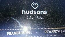 Voucher X 3 Hudsons Coffee
