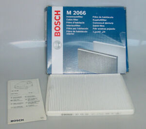 NEU Bosch M 2066 / M2066 Innenraumfilter für Opel Agila A , Suzuki Ignis I + II