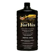 Presta 134132 VOC Compliant Fast Wax 32 oz Bottle