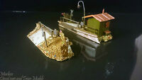 Professionally built FALLER# 120170 Field track crossing HO Scale