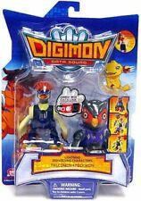 Data Squad Lightning Digivolving Characters Falcomon to Peckmon Action Figure