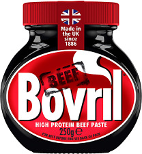 Bovril High Protein Beef Paste 250g 6 Pack High Protein Bovril Beef NEW UK