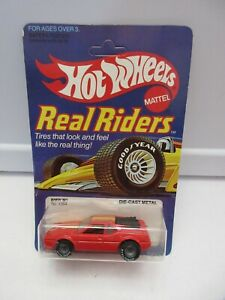 1982 Hot Wheels Real Riders BMW M1