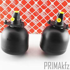2x Febi 03277 Accumulator Hydraulic Accumulator Spring Store Bullenei Mercedes