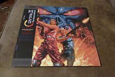 Contra 3 III Alien Wars OST Soundtrack Vinyl (Limited Red Splatter Variant) New!