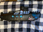 """True Heroes Sentinel 1 Attack Sub Submarine Play Set THS1 27"""" Black Blue Camo For Sale"""