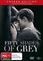 Fifty Shades Of Grey (DVD, 2015) Region: 4