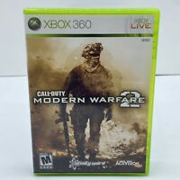Call of Duty: Modern Warfare 2 (Xbox 360, 2009) Complete ***Free Shipping***