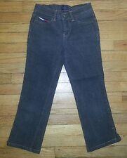 2209p Sz 1 25x23 Charcoal TOMMY HILFIGER TOMMY JEANS Capris Denim Jeans!