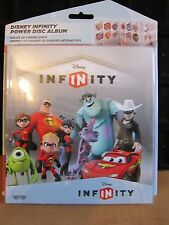Disney Infinity Wave 1 Power Disc Album Holds 20 Discs NEW AND SEALED 2 LEFT