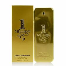 Paco Rabanne One 1 Million 200ml EDT Spray New Retail Boxed Sealed