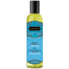 Kama Sutra Aromatic Massage Oil-Serenity 8oz