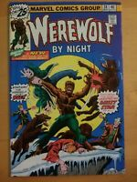 Werewolf by Night #38 1976 Marvel Comics Bronze Age Don Perlin