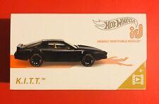 Hot Wheels ID Knight Rider KITT Series 1 - Collectible - Diecast