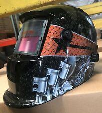 ZRTD Solar Auto Darkening Welding/grinding  Helmet  certified hood Mask