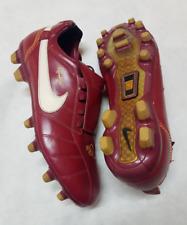 NUOVO NIKE TIEMPO LEGEND RONALDINHO r10 FG UK 8.5 UE 43 Elite Scarpe Da Calcio rare