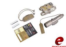 Element PEQ-15 LA-5 Green Laser WMX-200 Illumination Combat Kit (DE) EX424-DE