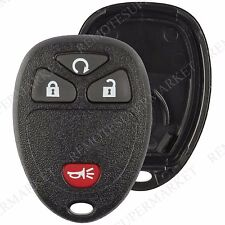 Replacement for Chevy Silverado Suburban 1500 Remote Key Fob 4b rs Shell Case