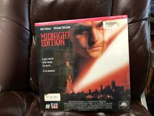 "Midnight Edition 12""  Laserdisc"