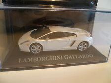 LAMBORGHINI GALLARDO BLANCHE ~ NEUF