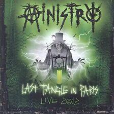 Last Tangle in Paris: Live 2012 - DeFibrillatour by Ministry (CD, Jul-2014, UDR)