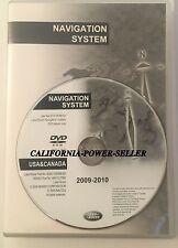 2005 2006 2007 2008 2009 Land Rover LR3 SE / HSE Navigation DVD Map 2010 Update