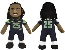 NWT Seattle Seahawks #25 Richard Sherman 10-Inch Plush Doll Bleacher Creatures