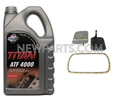 NEW BMW 5 Liters Auto Trans Fluid and Filter Kit for  A5S 360R/390R Transmission