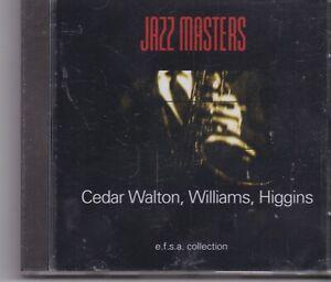 Cedar Walton-Jazz Masters cd album Sealed