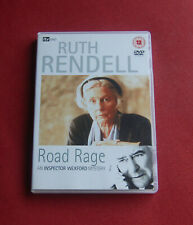 Road Rage - An Inspector Wexford Mystery - R2 DVD - George Baker - Ruth Rendell