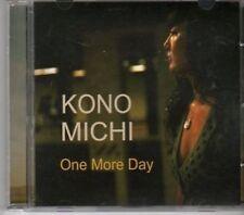 (BW372) Kono Michi, One More Day - 2011 CD