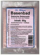 """""""Dr. Behrens"""" - Basenbad für 10 Vollbäder = 10 Beutel a´80g               #5988+"""