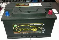 Batteria Auto 100 ah 313 x 175 x 190 L4 start e stop AGM  800 ah